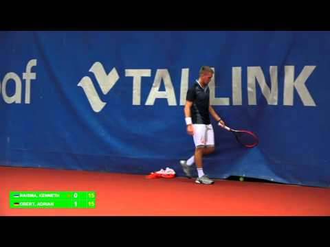 Paf Open Pärnu 2015 - Kenneth Raisma vs Adrian Obert