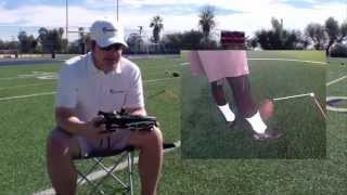 New! Wizard Sports Plus Series Punting & Kicking Shoes