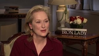 Meryl Streep: Margaret Thatcher paved the way for women