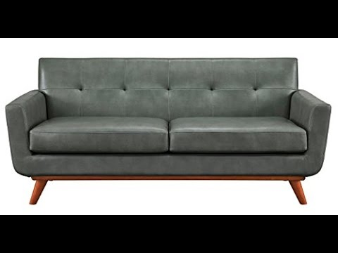 tov furniture lyon smoke loveseat grey