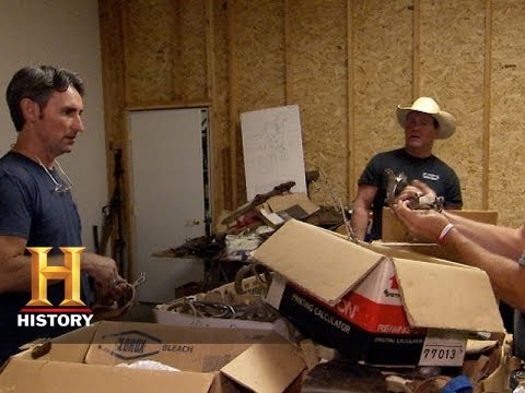 American Pickers: Rodeo Joe in Idaho | History