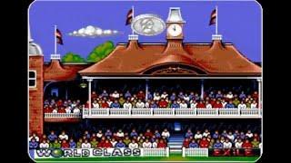 AMIGA Graham Gooch World Class Cricket AMIGA OCS 1992 Audiogenic cr PDX
