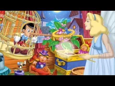 Pinocchio Cap 15-24 - Carlo Collodi