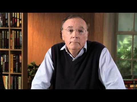James Patterson: What I've Learned - YouTube