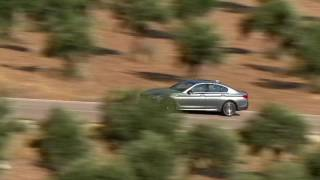 2017 bmw 5 series driving