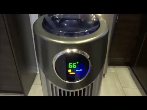 Ozeri Ultra Wind 42 Inch Tower Fan Review (OZF1)