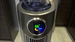 Ozeri Ultra Wind 42 Inch Tower Fan Review (OZF1)