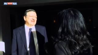 لقاء خاص مع خوسيه باروسو