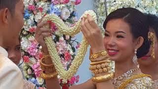Đám cưới khủng,Khmer Wedding,PhnomPenh,Cambodge Jan,19.2018