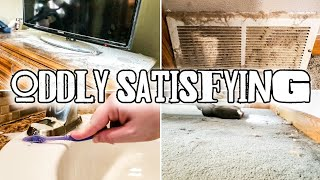 🔴 ODDLY SATISFYING CLEANING COMPILATION! LIVING WITH CAMBRIEA!