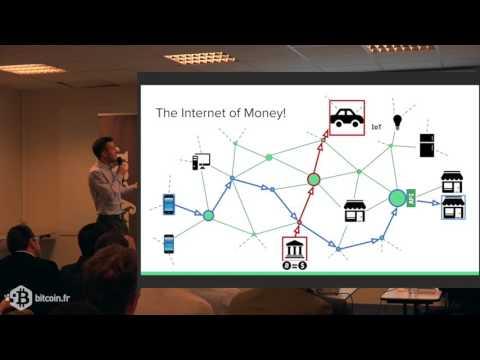 Blockchain vision #3  Pierre Marie PADIOU
