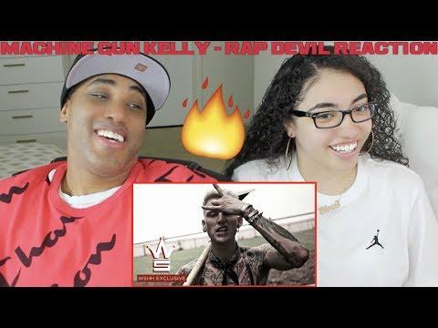 MY DAD REACTS TO Machine Gun Kelly Rap Devil (Eminem Diss) | G-Eazy Machine Gun Kelly Diss REACTION