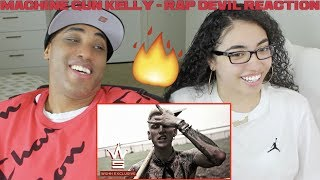 MY DAD REACTS TO Machine Gun Kelly Rap Devil (Eminem Diss) | G-Eazy Machine Gun Kelly Diss REACTION