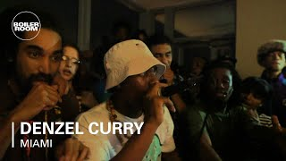 Threatz - Denzel Curry feat Rob Banks live at Boiler Room Rap Life Miami