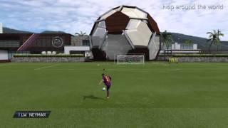 FIFA 15 | HOP AROUND THE WORLD