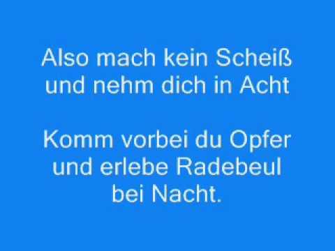 Kaze feat Fry - Radebeul
