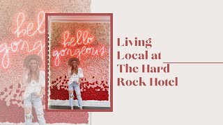 🎸 Living Local at the Hard Rock Hotel,Tampa 🎸