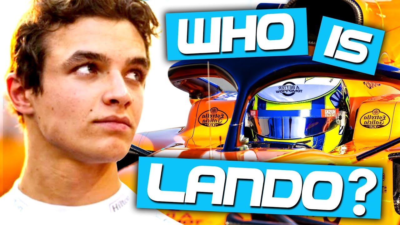 Download The Rise Of Lando Norris (Who Is Lando Norris?)