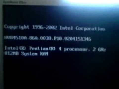 System Halted Windows XP.wmv
