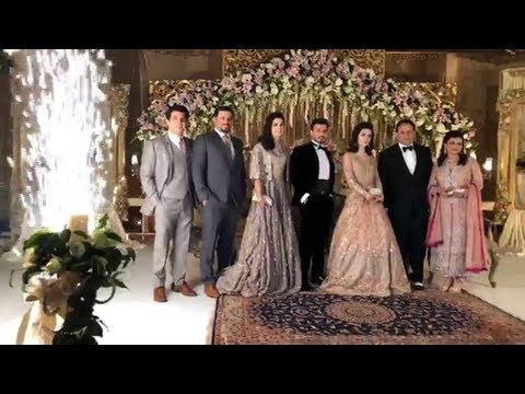 Bride And Groom Grand Entry Pakistani Wedding 2018 Youtube