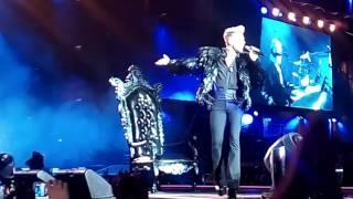 Queen + Adam Lambert - rock in rio Lisboa 2016