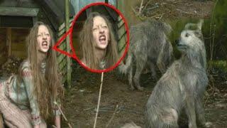 Graban a Bruja real convirtiéndose en animal NUNCA ANTES VISTO en YouTube