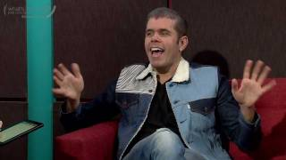"Perez Hilton: ""My new motto is to be sassy not nasty."""