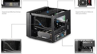 Сборка среднего по мощи mini-ITX под все игры ($816)