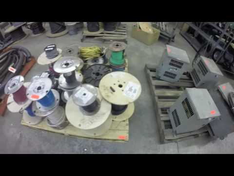 Hi-Tech Machine Shop Auction