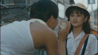 【老电影故事】终日带着帽子的漂亮女孩,摘下帽子后,吓坏了众人