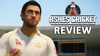 Ashes Cricket Review | (PS4/Xbox One)