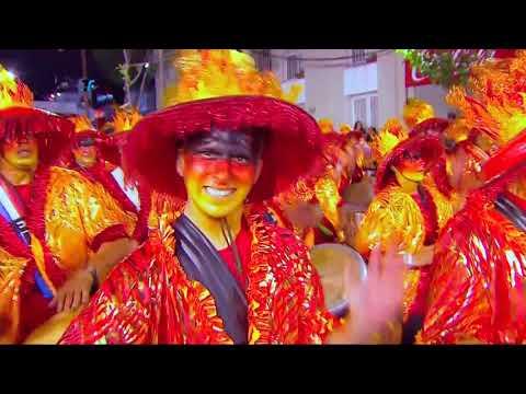 Desfile de Llamadas 2019 – Institucional
