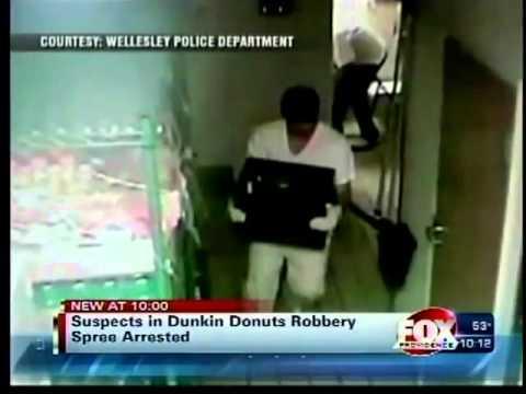 Doughnut Shop Theft