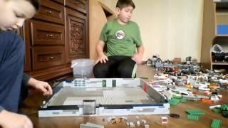 LEGO дом президента №1