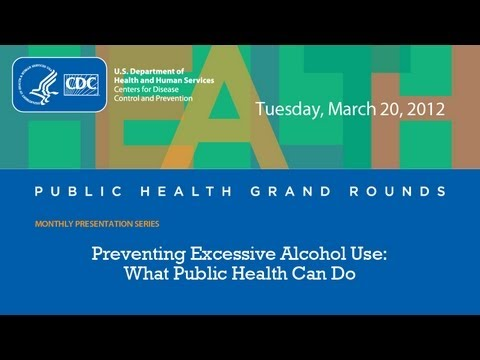 Preventing Excessive Alcohol Use: What Public Health Can Do