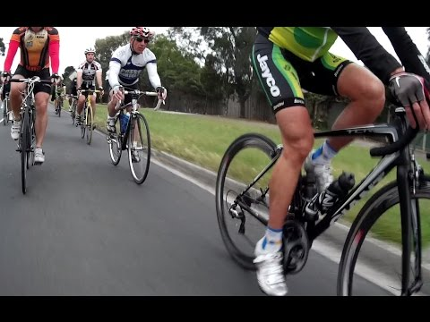 Ride: Airport / Keilor / Kennedy w/ Anthony Huynh, Caleb Buster, & CS group