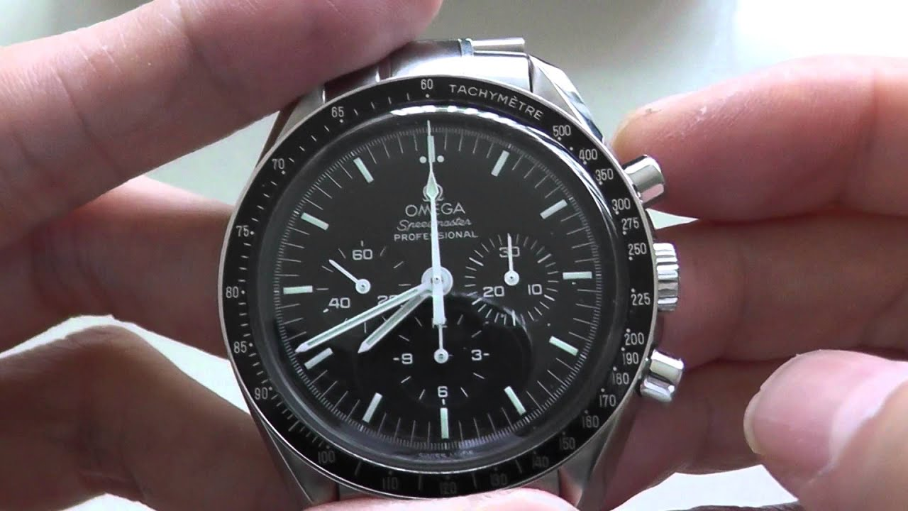 omega speedmaster professional youtube. Black Bedroom Furniture Sets. Home Design Ideas