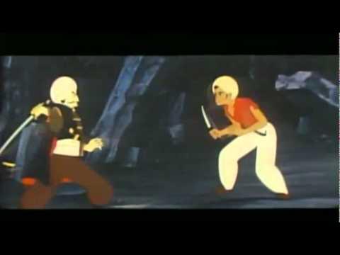 Trailer - Arabian Nights: The Adventures of Sindbad (Toei, 1962)
