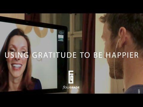 Flowgrade Show #7: Emily Fletcher on Using gratitude to be happier
