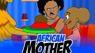 Download House Of Ajebo Comedy - AFRICAN Mothers (What happens when you accept food in a neighbour's house)