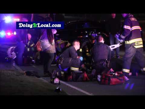 2 Pedestrians Hit on Commerce Drive