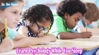 Learn Psychology While You Sleep - Assessing Student Learning, Testing & Grading