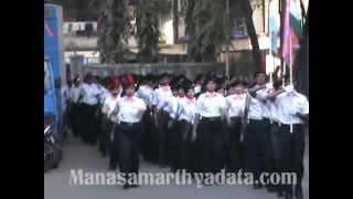 Parade at Happy Home (Gurukshetram) on 26th January 2012