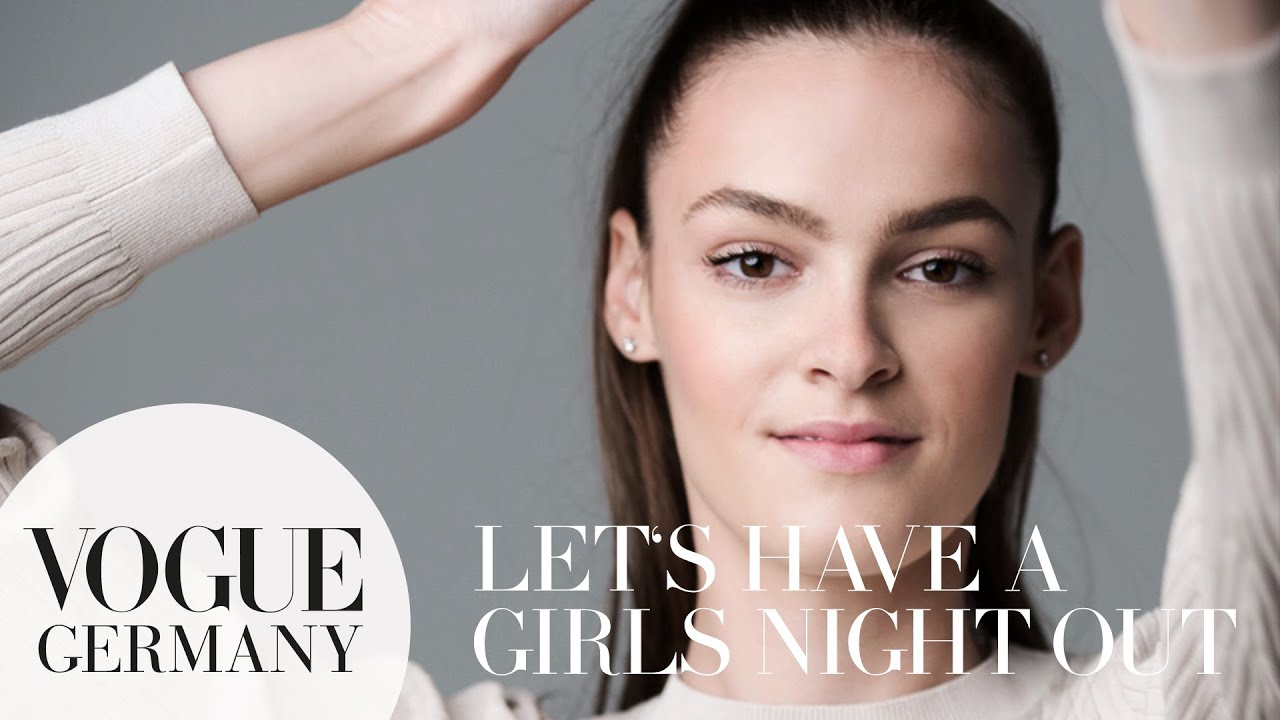 Girls Night Out – A Message for you by Kremi Otashliyska for VOGUE