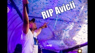 Afrojack end his Tomorrowland 2018 set with a lovely tribute to Avi...