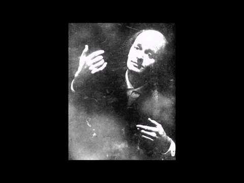 "Ferenc Fricsay ""Le Baiser de la Fee"" Stravinsky"