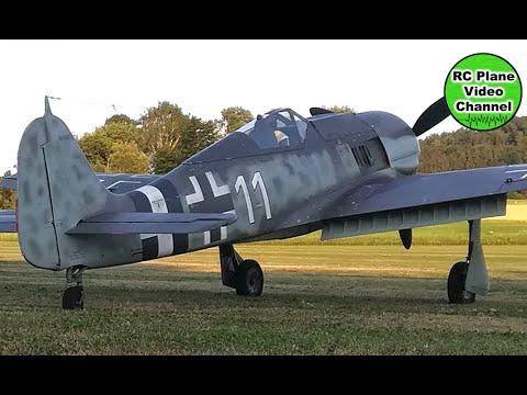 """Focke Wulf FW 190 A """"Weiße 11"""" - SiSt - 2620mm - Moki 250 - MFG Mistelgau - Olli"""