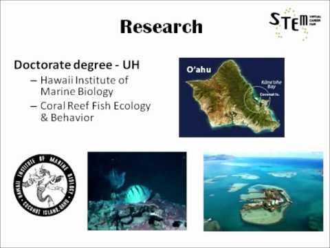 Marine Biologist   Scientist
