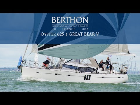 Oyster 625 (GREAT BEAR V) Walkthrough - Yacht for Sale - Berthon International Yacht Brokers