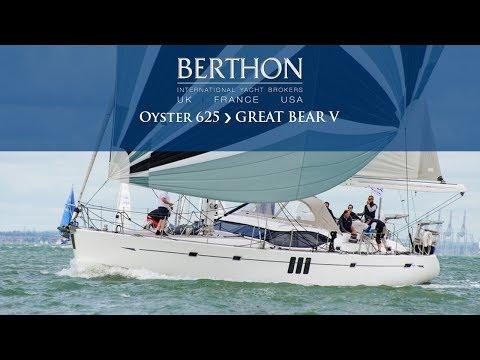 Oyster 625 (GREAT BEAR V) Walkthrough - Yacht for Sale - Berthon International Yacht Brokers